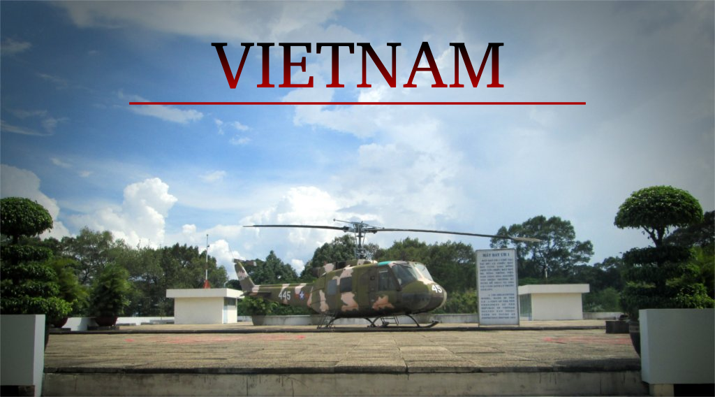 Ho Chi Minh and the remnants of the war in Vietnam | Torzeando