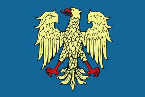 Bandiera del Friuli Venezia Giulia