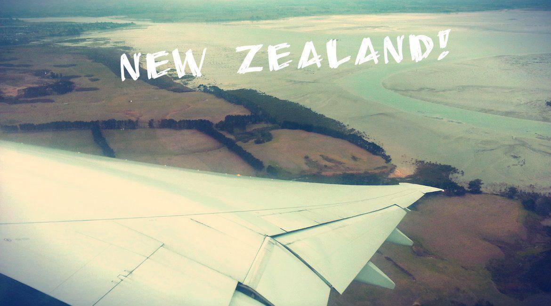 In volo sulla terra dei kiwi