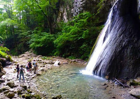 Cascate Kot nelle Valli del Natisone