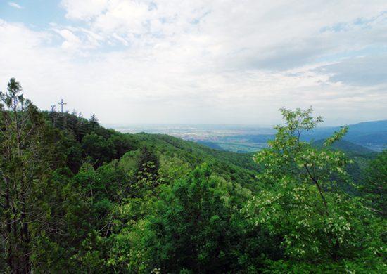 Vista da Castelmonte