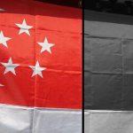 Bandiera di Singapore