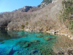 Lago di Cornino vicino al Tagliamento
