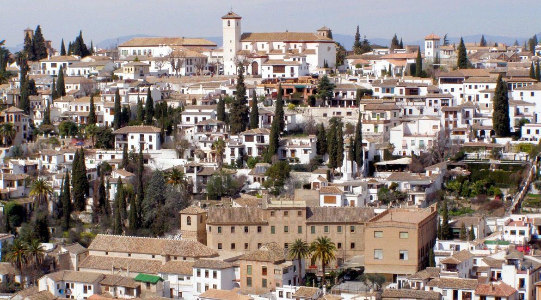 Albaycin a Granada