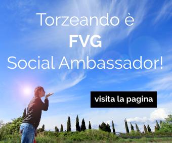 Sara de Colle è membro degli FVG Social Ambassadors