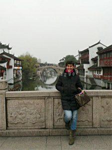 Ponti di Qibao Shanghai