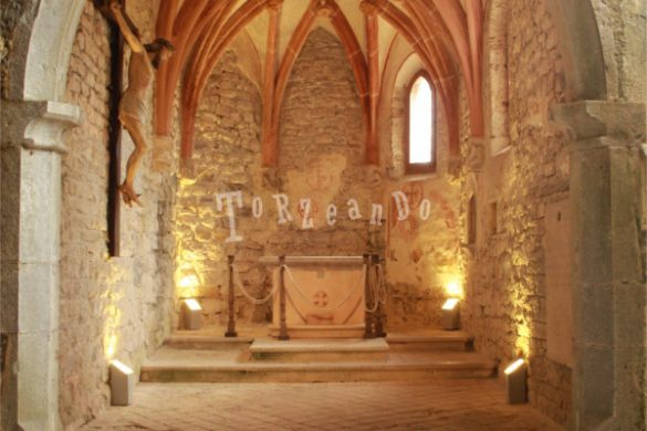 Cappella nella grotta di San Giovanni d'Antro