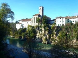 Il Natisone a Cividale del Friuli