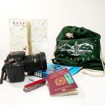 Il mio kit da viaggio