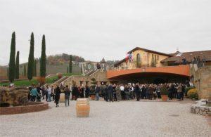 Cantina Jermann, inizia il Lunch Show organizzato da Friuli Venezia Giulia Via dei Sapori