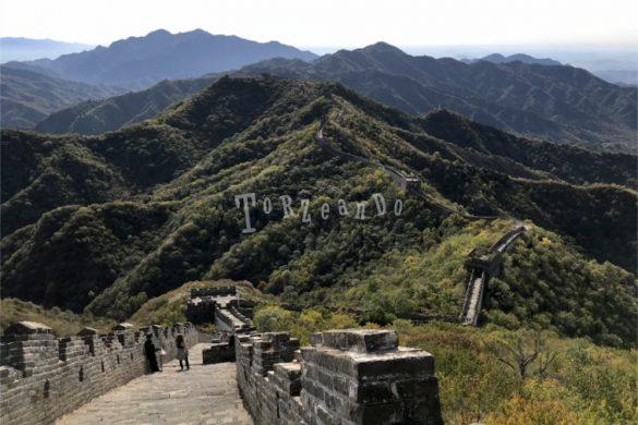 Grande Muraglia Cinese, Mutianyu