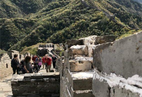 Mutianyu, Grande Muraglia Cinese