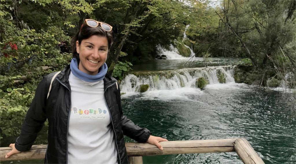 Sara de Colle a Plitvice
