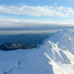 monte Tamai, panorama