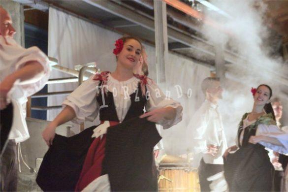 Balli tradizionali al Premio Nonino 2018
