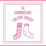 Logo della Giornata dei Calzini Spaiati