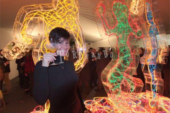 Sara de Colle aperitivo al Premio Nonino 2018