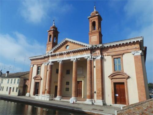 Ospedale vecchio a Comacchio