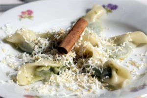 Cjarsons da mangiare in Friuli Venezia Giulia