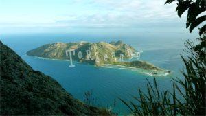panorama alle isole Fiji