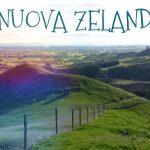 Panorama di Bryher in Nuova Zelanda