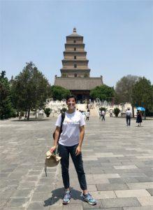 La pagoda di Xi'An