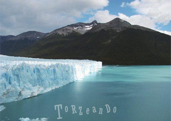 Ghiacciaio Perito Moreno in Patagonia