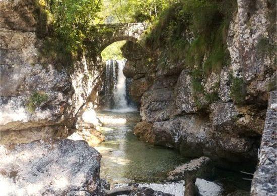 Cascata di Rio Repepeit