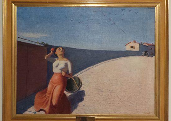 quadro di V.Bolaffio