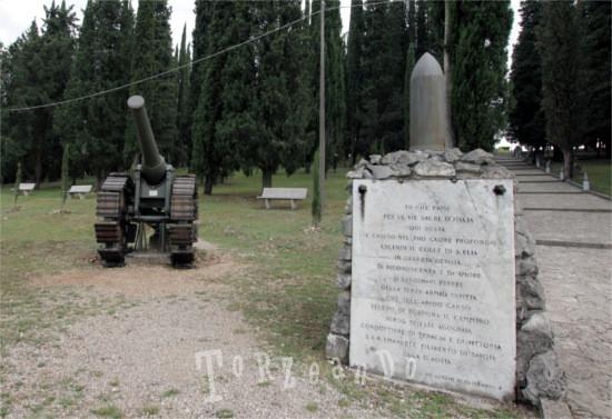 Colle San Elia carso Goriziano