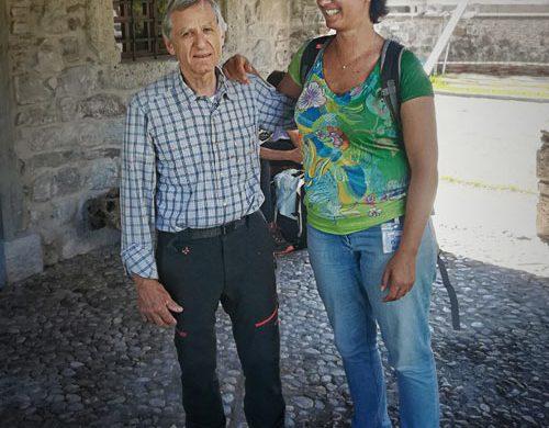 Sara de Colle e Mauro di Arta Terme