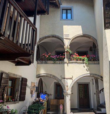 portico Arta Terme