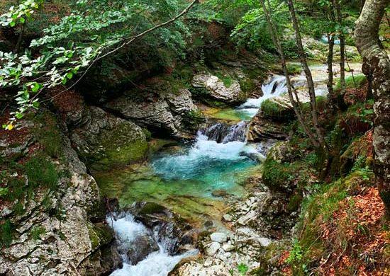 cascata Arzino