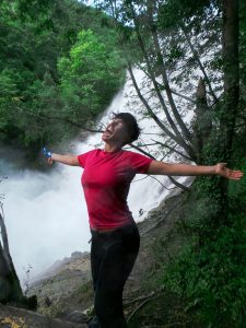 cascata crosis