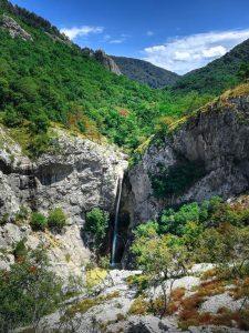cascat Val Rosandra
