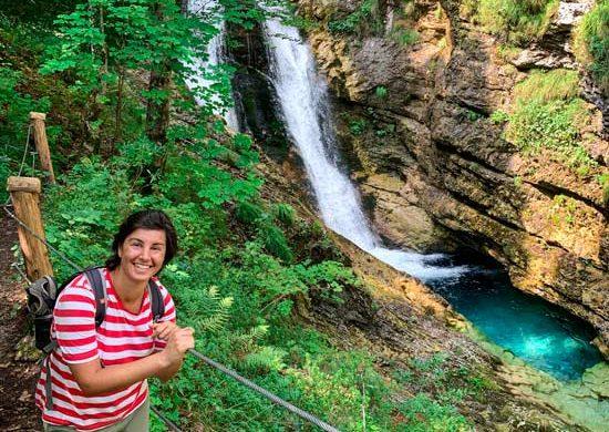 cascate torrente Arzino