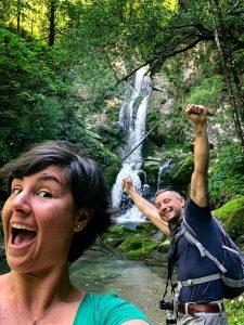 cascata Rio Gorgons