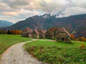 stavoli di Orias Val Pesarina