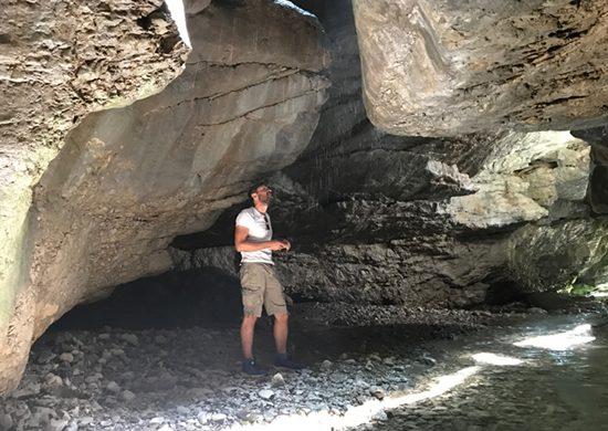 Grotte di Pradis in Friuli