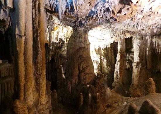 Grotte Torri di Slivia