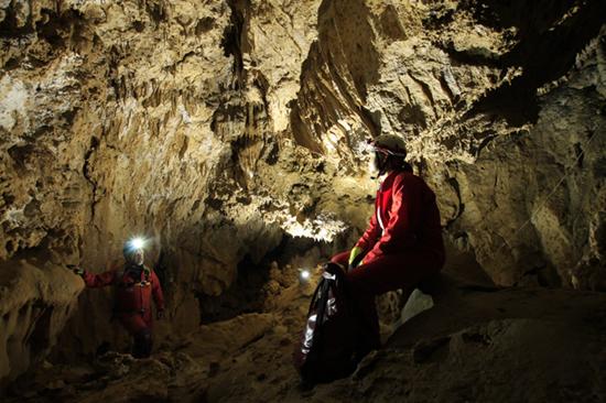 Grotta della Vecchia Diga
