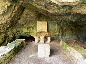 Grotta del Mitreo da vedere a Duino Aurisina