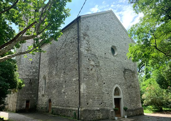 San Giovanni in Tuba a Duino Aurisina