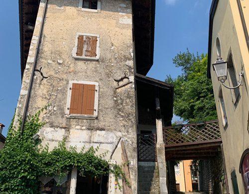 casa torre Croda Polcenigo