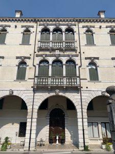 Palazzo Fullini-Zaia a Polcenigo