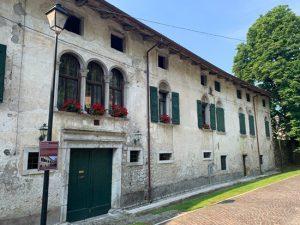 Palazzo Zaro a Polcenigo