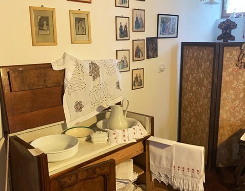 Toilette di casa Bruseschi