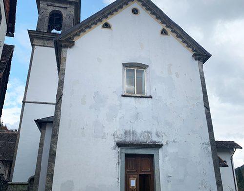 Chiesa di San Leonardo ad Osais è tra le cose da vedere in Val Pesarina