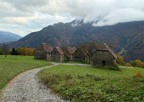 Stavoli Orias è tra cosa vedere in Val Pesarina